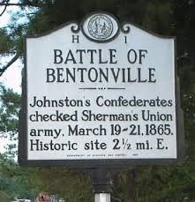 「Battle of Bentonville」の画像検索結果