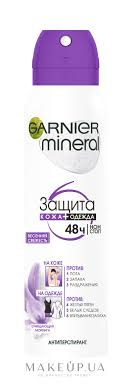 Garnier Mineral Protection 6 <b>Floral</b> Fresh Anti-Perspirant ...