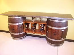 wine barrel furniture wine wine cellar wine barrel buffet table furniture arched napa valley wine barrel