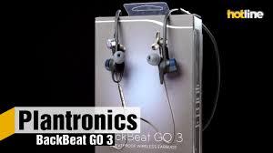 <b>Plantronics BackBeat GO</b> 3 — обзор влагозащищенных ...