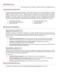 resume for administrative assistant job   best template collectionadministrative assistant job description