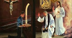 Iglesia perdona los pecados