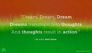 abdul kalam you re my hero apj abdul kalam quotes