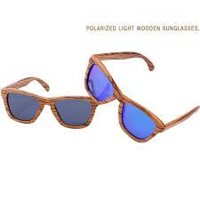 <b>RTBOFY</b> New Polarized Men's <b>Brand</b> Mirror Eyewear Wooden Sun ...