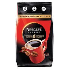 """Купить <b>Кофе растворимый NESCAFE</b> """"Classic"""", 750 г, мягкая ..."""