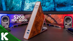 Acute Angle AA - B4 Mini PC Review | $200 Mini Wooden PC ...