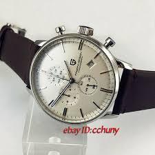 <b>Pagani Design</b> 43mm White Dial Chronograph Japanese Quartz ...