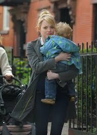 emma stone andrew garfield take on babysitting duties emma emma stone andrew garfield take on babysitting duties