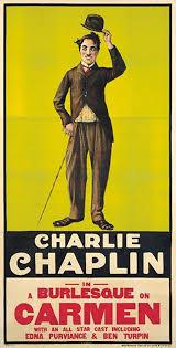 Charlie Chaplin: A Burlesque on Carmen Vintage ... - Amazon.com