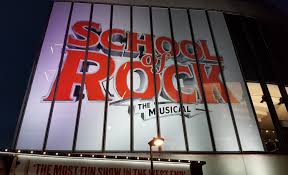 reviews archives beyond the notebook review of school of rock the musical west end london