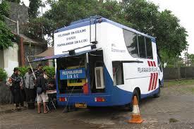 Jadwal Layanan SIM Keliling Surabaya dan Daerah Lain