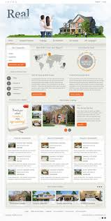real estate product directory joomla template joomla monster dj real estate02 light color version