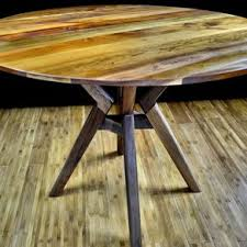 40 inch round pedestal dining table: dining table atlas  inch round table solid cherry top solid walnut base