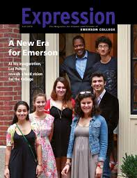 expressionsummer2016 by emerson college issuu expression fall 2012