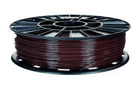 Пластик REC <b>PLA</b> 0,75 кг (коричневый)