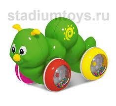 Каталки. Игрушки, сувениры, велосипеды ... - Стадион игрушек