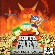 """<b>Саундтрек</b> к фильму """"<b>Южный Парк</b>: Большой, длинный ..."""