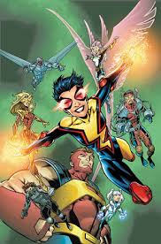 Thunderbolts (comics) - Wikipedia