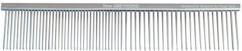 <b>SHOW TECH</b> Greyhond <b>расческа</b> хром 19 см