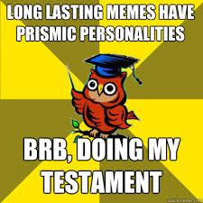 Observational Owl memes | quickmeme via Relatably.com