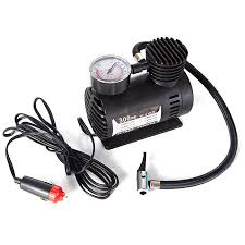 Car <b>Mini Electric</b> Inflation Pump Portable Tyre Air <b>Inflator</b> 300PSI ...