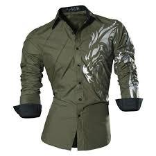 Spring Autumn Features Shirts <b>Men Casual</b> Jeans Shirt <b>New Arrival</b> ...
