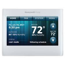Honeywell's <b>WiFi Smart Thermostat</b>