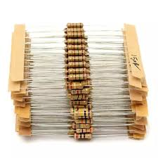 <b>300pcs 30 value</b> Rang <b>1ohm</b>-<b>3M</b> 1/2W Carbon Film Metal Resistors ...