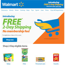 Walmart Launches <b>Free</b> Two-Day <b>Shipping</b> on More Than Two ...