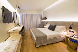 Deluxe Room <b>Rear View</b> | Hotel Rooms | Blue Sky City Beach Hotel