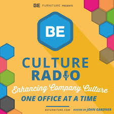 BE Culture Radio - The Ultimate Business Podcast on enhancing Company Culture, Management, and Leadership