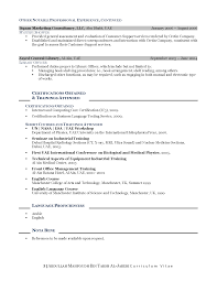 career change cv samples career change curriculum vitae samples 3
