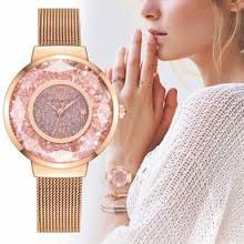 Женские часы YOLAKO, розовое золото, <b>нержавеющая сталь</b> ...