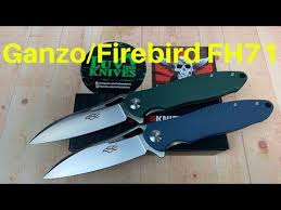 <b>Firebird Ganzo</b> FH71/FH11S/<b>FB727S</b> Includes Disassembly ...
