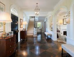 foyer floor designs entry traditional with table lamps stair runner stair case application lamps staircase