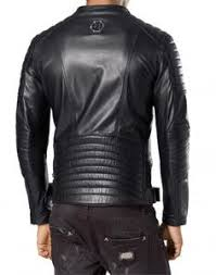 Philipp Plein <b>Men's</b> Jackets: Leather, Denim, Fur Jackets for <b>Men</b> ...