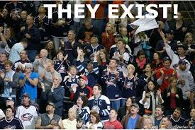 Blue Jackets Fans Meme via Relatably.com