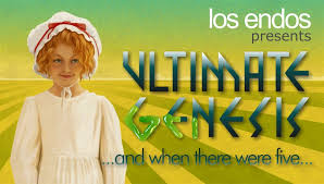 "Los Endos - Ultimate <b>Genesis: ""And Then There</b> Were Five ..."