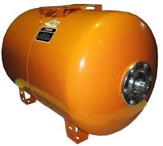 Купить <b>Гидроаккумулятор Вихрь ГА-100</b> 100л 8бар оранжевый ...