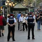 Barcelona reels under coordinated attacks that claim more than a dozen lives