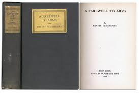 a farewell to arms addio alle armi di ernest hemingway prima gallery