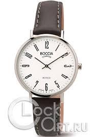Boccia Royce 3246-03 - купить женские <b>наручные часы Boccia</b> ...