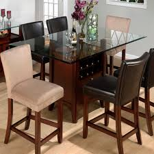tabacon counter height dining table wine counter height table with wine within counter height pedestal dining