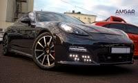 Установка <b>доводчиков дверей</b> SLAMSTOP на <b>Porsche Panamera</b> ...