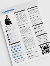 new fashion resume cv templates for free download    cv qrjpg n hejc