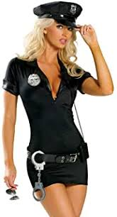 Sexy Cop Halloween Costumes - Costumes / Women ... - Amazon.com