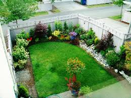 wondrous front gardens designs with chic flower bed bedroommagnificent lush landscaping ideas