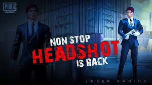 Non stop <b>headshot</b> is back thumbnail <b>pubg</b> | Headshots, Youtube ...