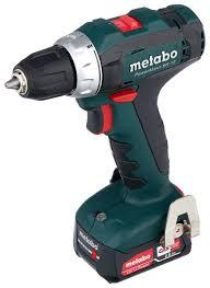 Аккумуляторная дрель-шуруповерт <b>Metabo PowerMaxx BS 12</b> 2.0 ...