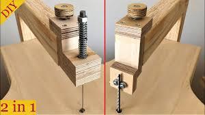 Scroll Saw & Jigsaw Table (<b>2 in 1</b>) Kıl Testere Makinası & Dekupaj ...